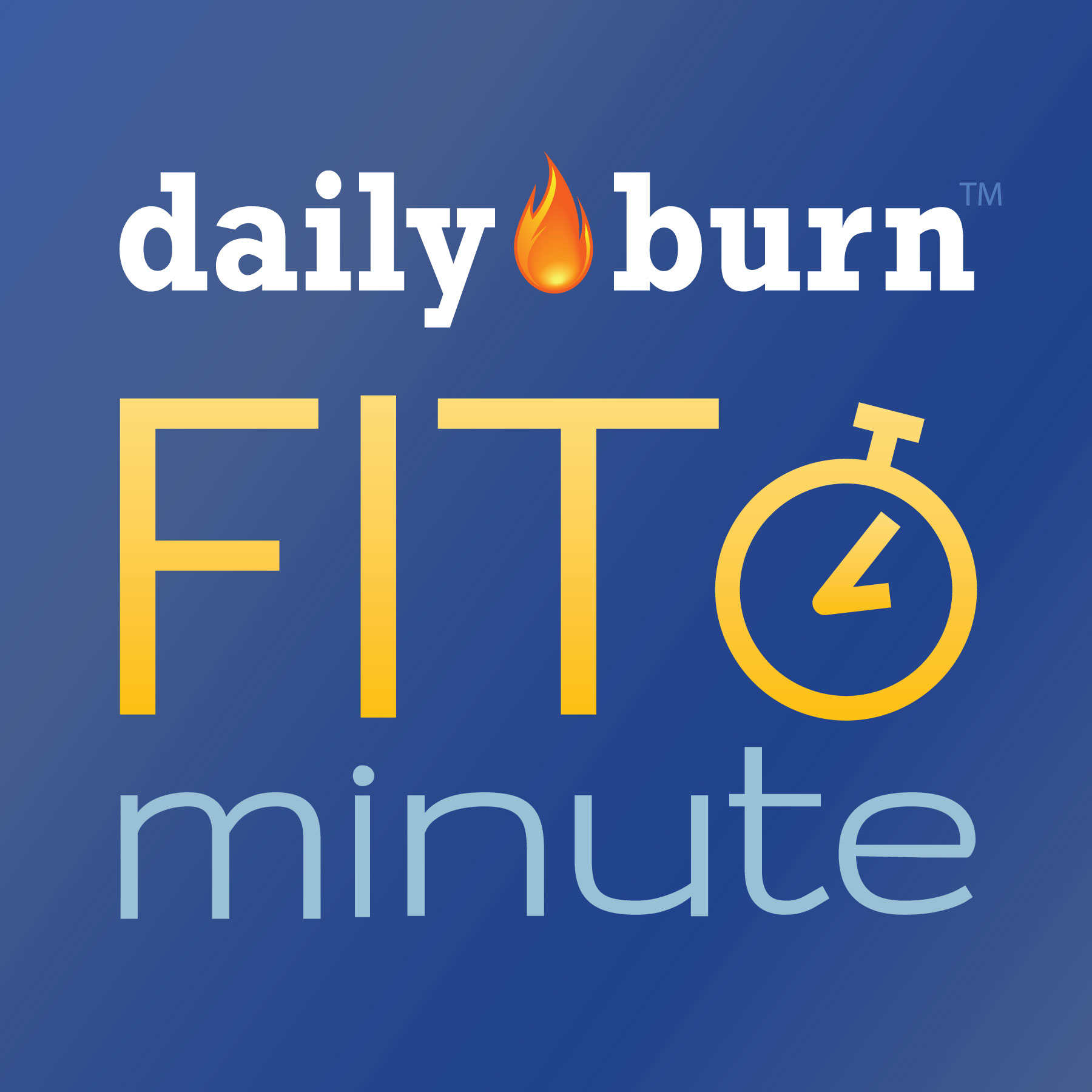 DailyBurn Fit Minute (audio)